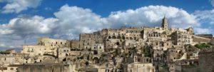 Matera, Sassi e Città del Piano